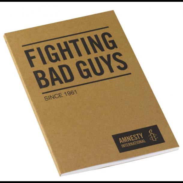 Fighting Bad Guys - Notesbog