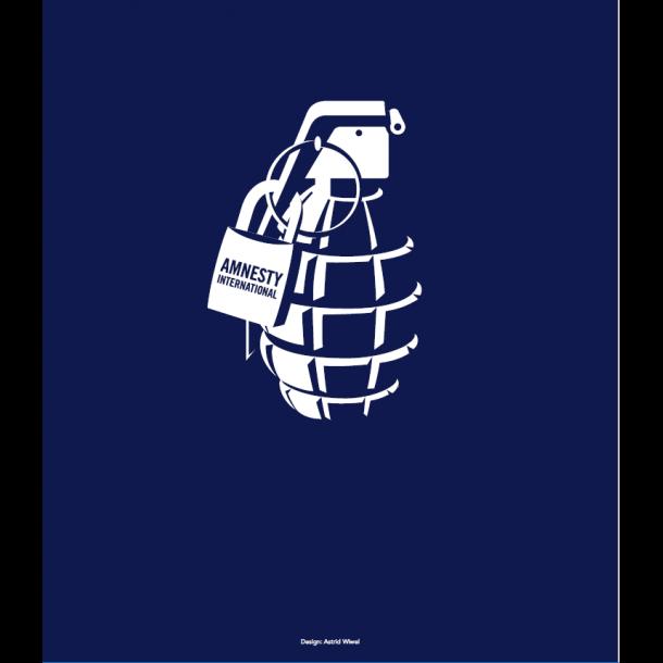 Håndgranat - plakat