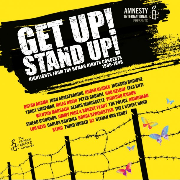 Cd - Get Up! Stand Up!