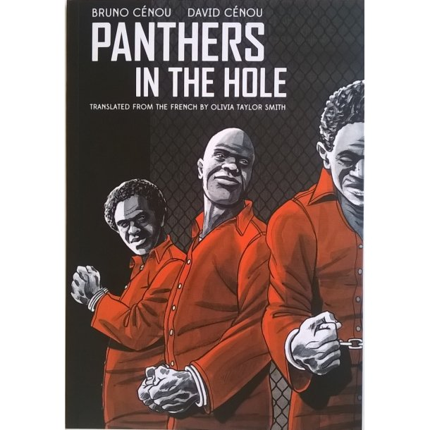 Panthers In The Hole - Angola 3